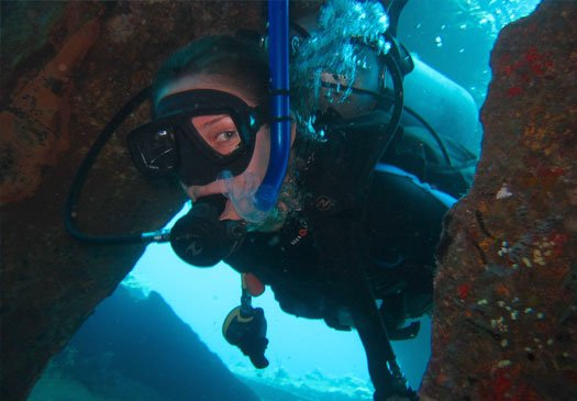 Take your skills to the next level with the PADI advanced open water course