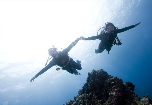 Beat the currents with the PADI drift diving course