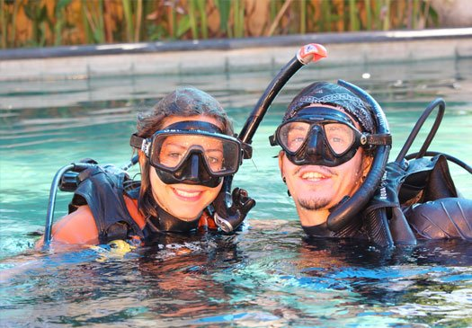Do your PADI Scuba Diver Course with Joe's Gone Diving Bali