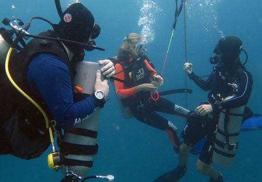 Become a great PADI Scuba Dive Instructor on Bali