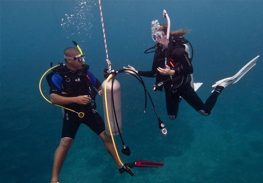 Learn how to teach the most popular PADI Specialties