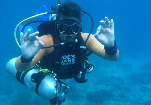 Have fun during your Deep dive specialty in Bali Indonesia