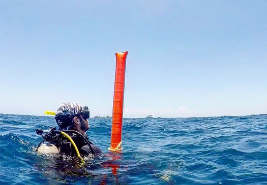 Learn to navigate the currents with the PADI drift diver Course