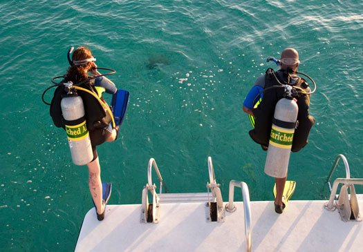 Extend your bottom time with the PADI Enriched Air course