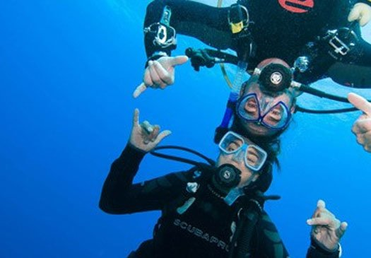 Take the next step with PADI specialities