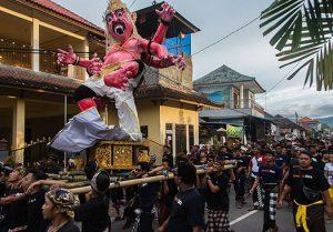 Ogoh Ogoh on Bali